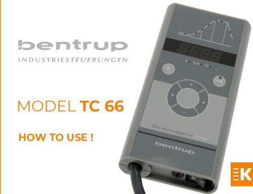 Controladores Bentrup TC 66