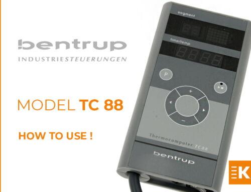 Bentrup Controlers TC 88 …