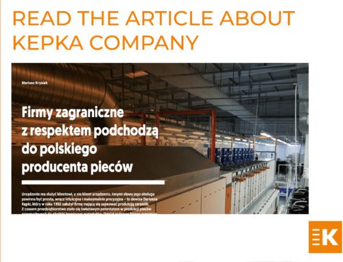 Lesen Sie das Interview mit dem CEO von Kepka