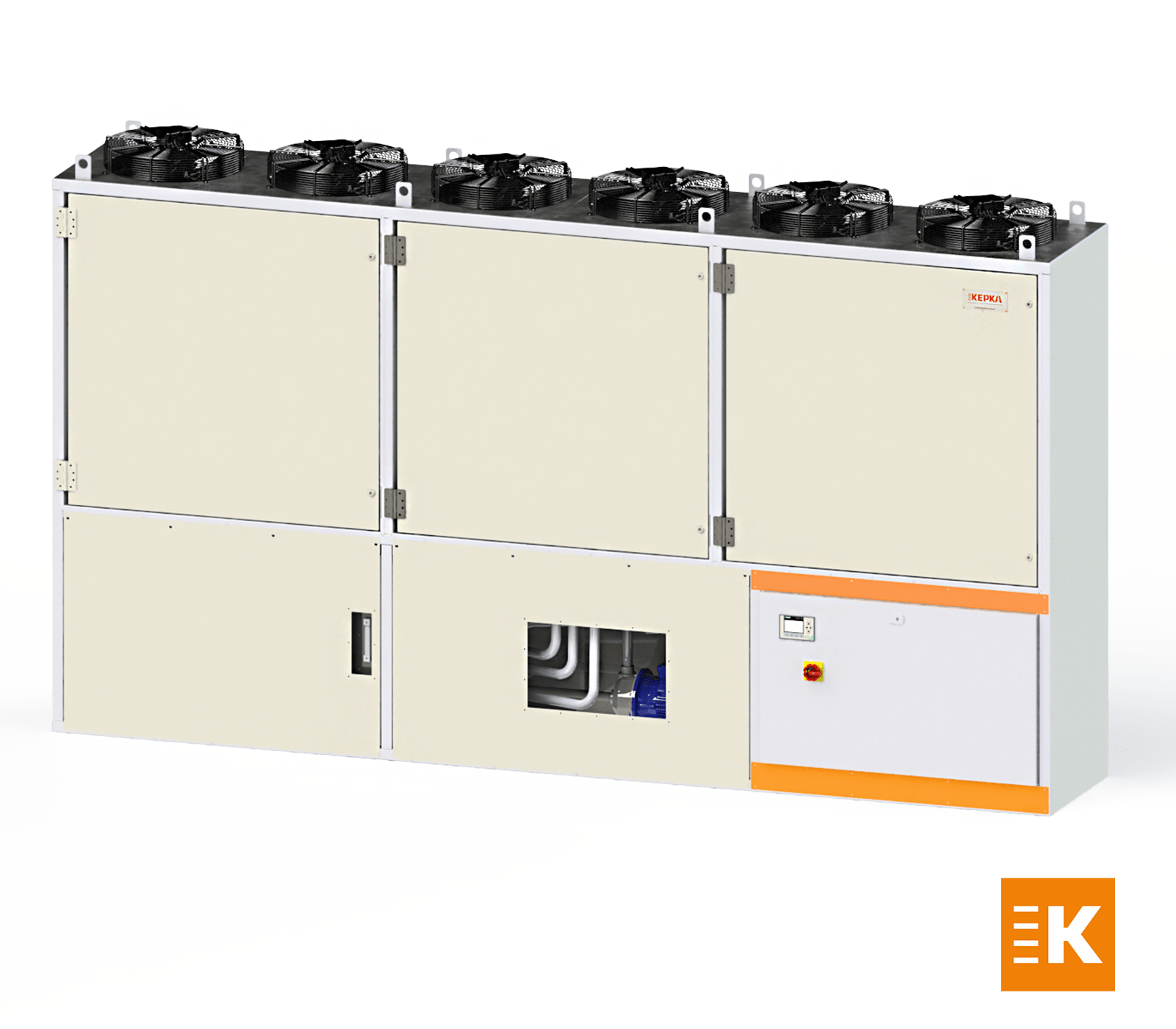 Chiller - Kepka Heat Treatment Solutions