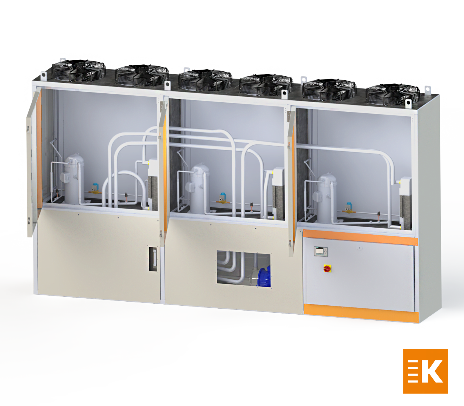 Chiller - Kepka Heat Treatment Solution