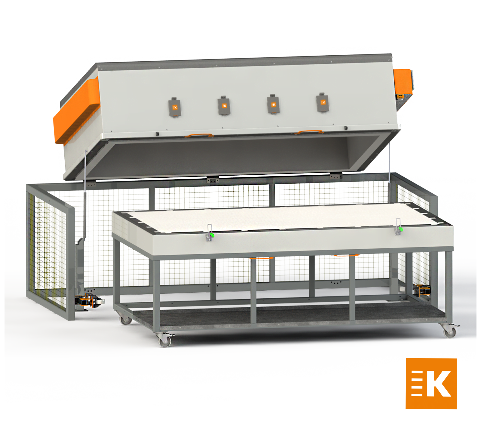 Chamber Furnaces for Glass nad Fusing, Kepka Heat Treatment Solutions
