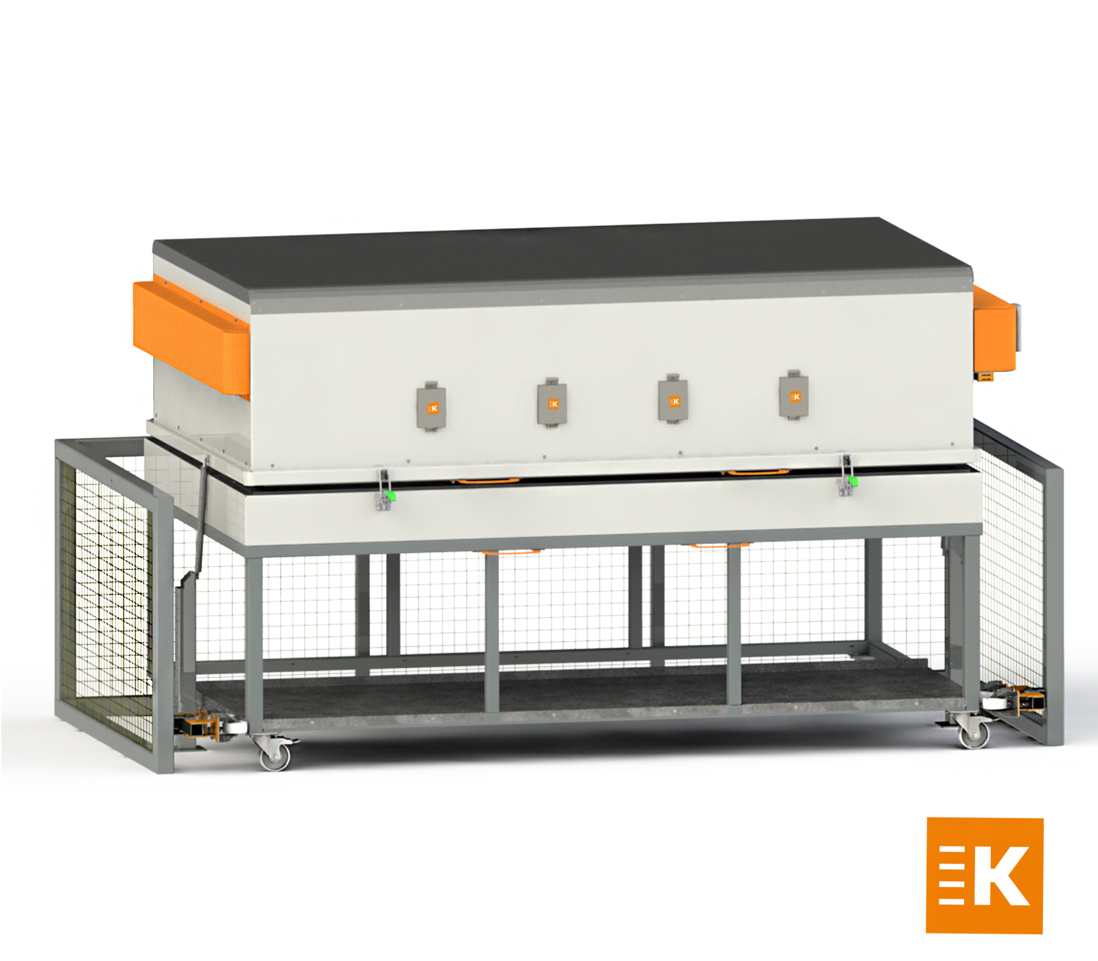 Chamber Furnace for Glass nad Fusing Kepka Heat Treatment Solutions
