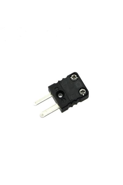 Thermocouple plug , type J